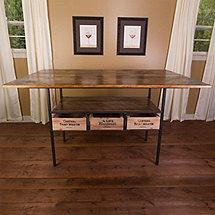 Vino Vintage Farm Style Pub Table