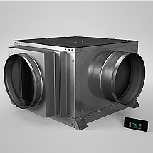WhisperKool Quantum Ducted Split System SS12000