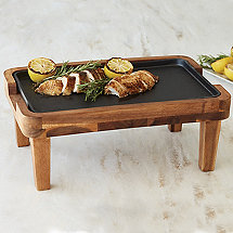Cast Iron Griddle Oven to Table Tray