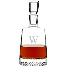 Personalized Diamond Whiskey Decanter