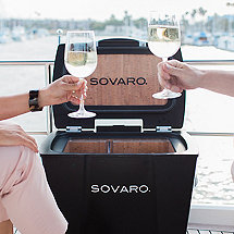Sovaro Cork Insulated Luxury Wine Cooler