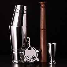 Crafthouse Cocktail Shaker Set