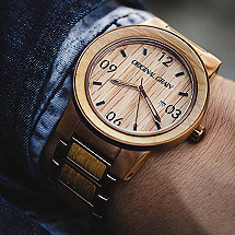 Whiskey Barrel Watch