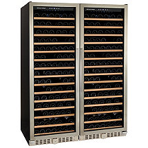 N'FINITY PRO2 Double LXi RED Wine Cellar