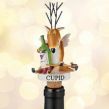 Cupid Wine Bottle Stopper