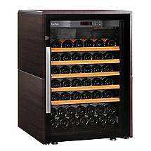 EuroCave Performance Décor Collection 83 Wine Cellar (Dark Wood - Full Glass Door) (Outlet A)