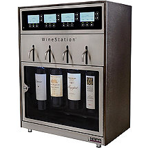 WineStation Pristine Plus Wine Preservation System Deluxe