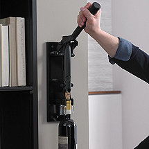 BOJ Wall Mounted Corkscrew (Matte Black Finish)